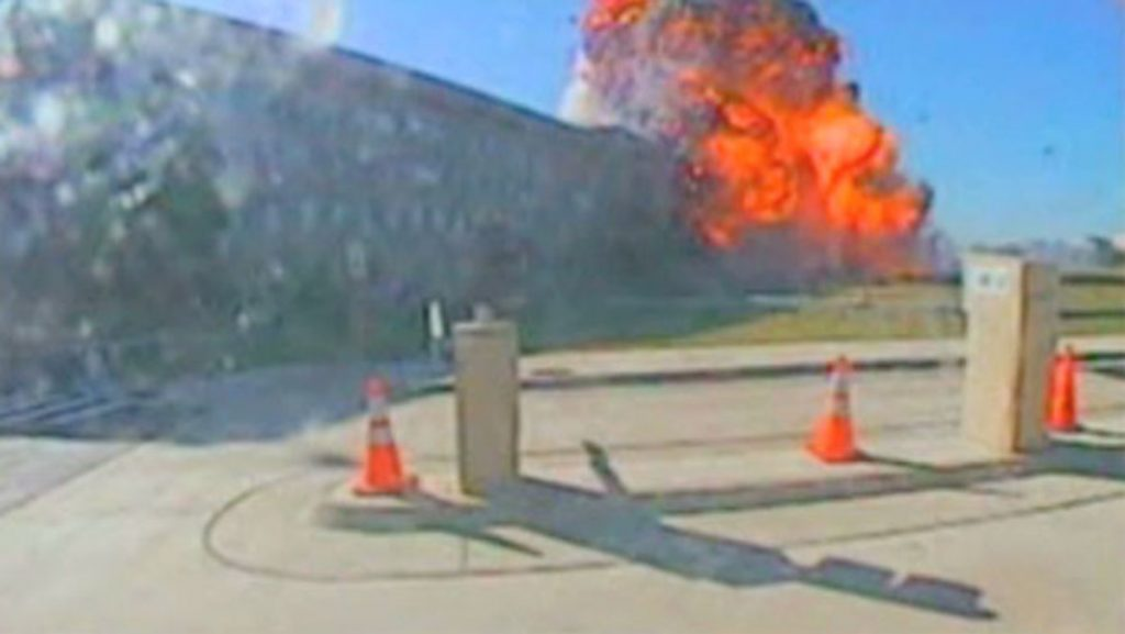 flight-77-crashes-into-the-pentagon